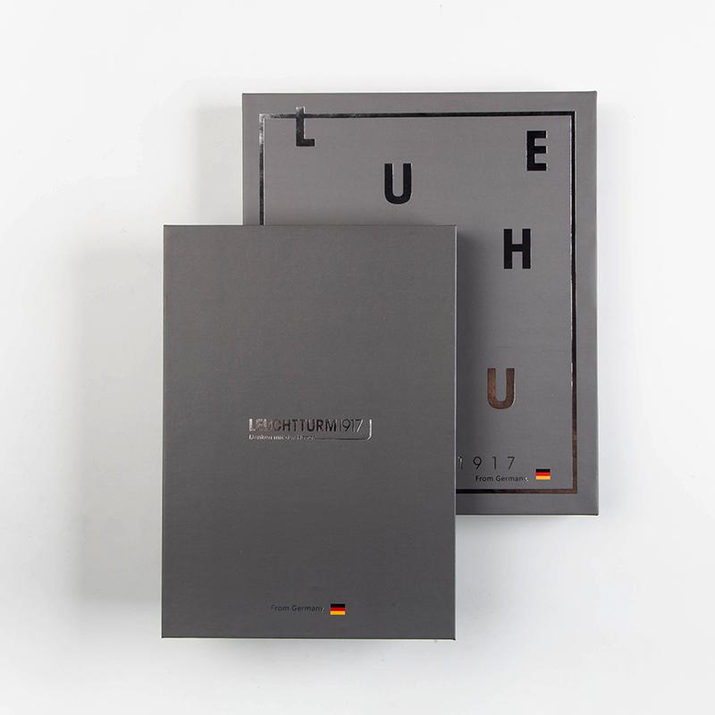 LEUCHTTURM1917德国灯塔A5笔记本通用礼盒套装