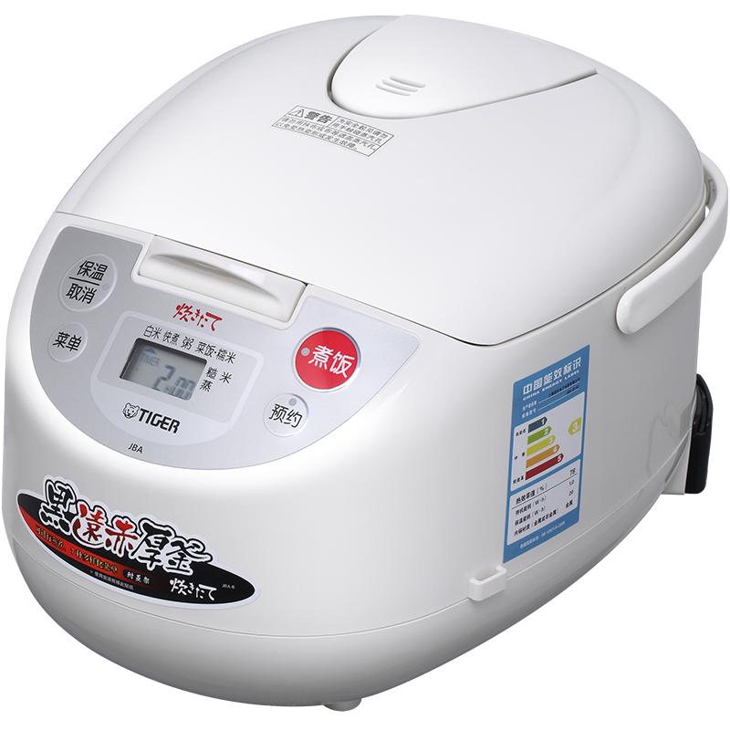 TIGER/虎牌 JBA-B10C 微電腦智能電飯煲電飯鍋正品3-4人蒸格
