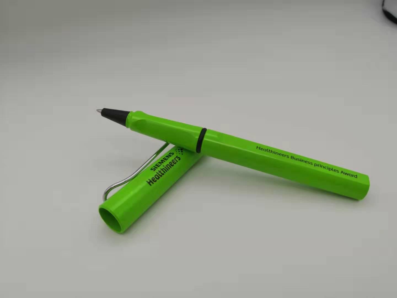 狩猎者苹果绿宝珠笔客户实例