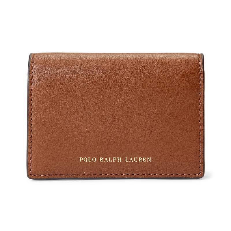 Polo Ralph Lauren 女配 2019年春季緊湊型手拿式卡夾RL50479