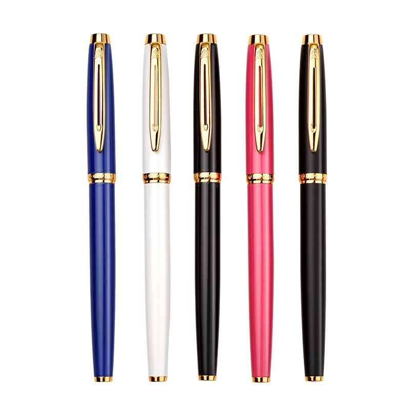 法国梦特娇梦幻钢笔三笔头/美工/签字笔